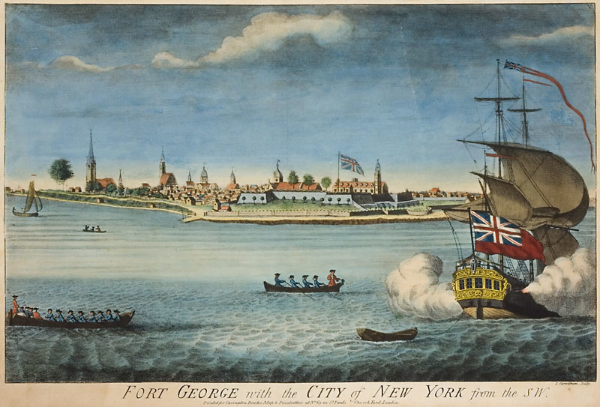 The Revolutionary War on Staten Island